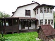 Дом 150м2 на уч-ке 11 соток в поселке Дубрава, 20 км по Киевскому ш. - Фото 1