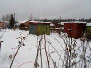 Северная Самарка, 18 км от спб, ухож. 8 сот.с времянкой - Фото 1