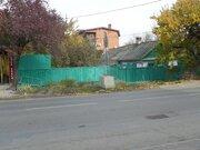Центр ул.мопр/Садовая 7.62 сотоки фасад-17.4м. - Фото 1