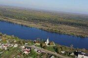 Земельный участок ИЖС, 200 м до р. Волга, в с. Городня Тверской област - Фото 1