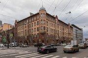 Квартира с евроремонтом в историческом центре