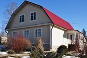 Дом 200 кв.м. район д.Аленино, Киржач, 70 км от МКАД, 28 соток. - Фото 1