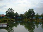 Продаю участок с озером в Новой Москве, 30 км от МКАД, п. Шишкин лес. - Фото 1