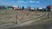Земельный участок, с. Нижнее Хорошово, Коломенский р-н - Фото 1