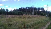 50 сот под ИЖС в д.Илькино - 95 км Щёлковское шоссе - Фото 1