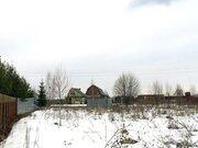 Продается участок 8 соток в СНТ «Пушкарка», Наро-Фоминский р-н - Фото 1