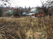 Земельные участки метро Горьковская