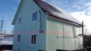Купить дом из бруса в Раменском районе с. Речицы - Фото 2