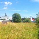 Дача по Дмитровскому шоссе, 10 соток и брусовой дом, Талдом - Фото 3