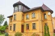 Трехэтажный загородный дом в 1,5км от Пироговского вдхр.