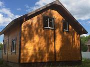 Новый дом, готовый к проживанию в СНТ вблизи деревни Панское. - Фото 3