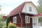 Дача из бревна в СНТ Родники у д. Мерчалово - Фото 3