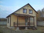 Солнечный бруовой дом в Жуковском Верховье, крайний к лесу. - Фото 3
