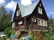 Уютная ухоженная дача с удобствами в доме с отдельностоящей банькой в .