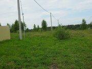 Участок 25 сот в деревне Чеховский район Алексеевка - Фото 4