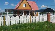 2х эт Дом 100 м2 на участке 6 соток ПМЖ 45 км от МКАД по Новорязанском - Фото 2