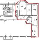 41 900 000 Руб., 151 кв.м, св. планировка, 1 секция, 5 этаж, Купить квартиру в Москве по недорогой цене, ID объекта - 316334145 - Фото 3