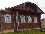 Дом бревенчатый Сокольники - Фото 1