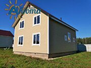 Дом в коттеджном поселке в Подмосковье ( 3 км от Новой Москвы) - Фото 4