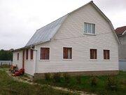 Двухэтажный дом площадью 135 кв.м, полностью готов к . - Фото 1