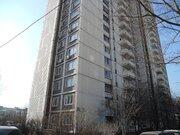 Продается однокомнатная квартира в Южном Бутово м. Улица Скобелевская - Фото 1