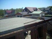 Земельный участок с недостроенным домом - Фото 1
