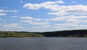 Участок на берегу реки Ока в деревне Лужки, Симферопольское шоссе - Фото 1