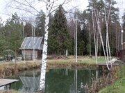 Уютный участок в районе деревни Плоски - Фото 1