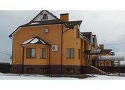 Шикарный 3-х уровневый коттедж 440 кв.м Раменское в кп - Фото 1