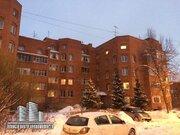 2 к. квартира с. Федоскино, ул.Лукутинская д.10а, (Мытищинский район) - Фото 1