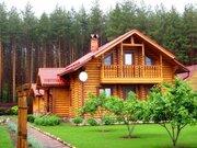 Шикарный дом в окружении леса. - Фото 1