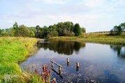 Продается участок на берегу живописного пруда около Наро-Фоминска - Фото 1