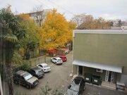 1-но комнатная угловая квартира на ул. Роз, д. 41 в Центе Сочи - Фото 4