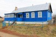 Рубленый дом на берегу реки в Чаплыгинском районе Липецкой области - Фото 1