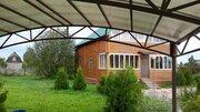 Дом, участок 15 соток, Александровский р-н, д.Ивановское - Фото 3