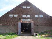 Промышленное здание в Колпинском районе