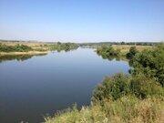 Участок на берегу речки в 4-х км. от берега Оки - Фото 3