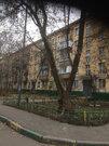2-х комн квартира м. Преображенская пл - Фото 1