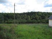 Земельный участок,20 соток Сергиево Посадский р-н, д. Ляпино - Фото 1