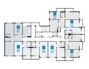 Двухкомнатная квартира в монолитном доме.