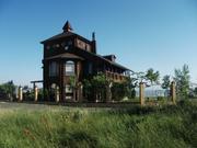 Продаётся Особняк-Сруб на берегу Азовского моря со своим пляжем - Фото 1