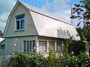 Готовая брусовая дача вблизи ж/д станции - Фото 1