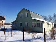 Продается дом г.Подольск, ул. Железнодорожная - Фото 1