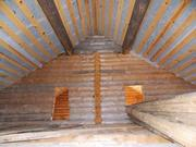 Новый двухэтажный рубленый бревенчатый дом в д. Василёво - Фото 4