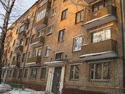 Двухкомнатная квартира у м Рязанский проспект - Фото 1