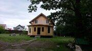 Жилой дом в пос. Заокском с коммуникациями+ баня - Фото 2