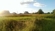 Участок 8 сот с газом в дер. Соболево, 56 км по Егорьевскому ш. - Фото 3