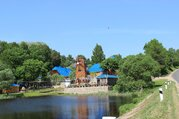 Шикарная база отдыха - 1 га на берегу озера - Фото 2