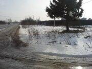Земельный участок в деревне Осипово - Фото 3