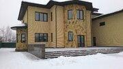 Дом в Солослово под отделку. Рублево-Успенское ш, 14 км - Фото 4